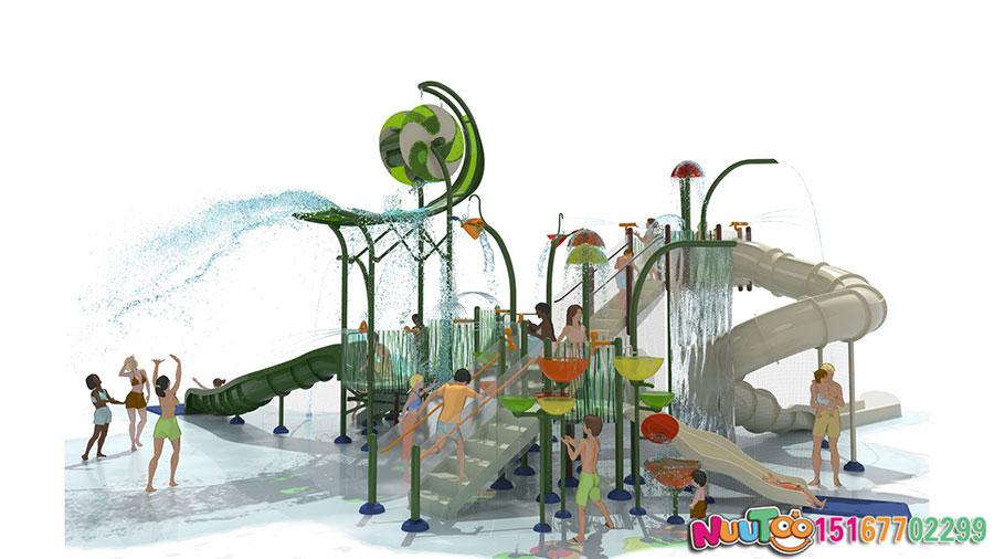 水上滑梯+水上游乐设备+儿童游乐设施 (38)