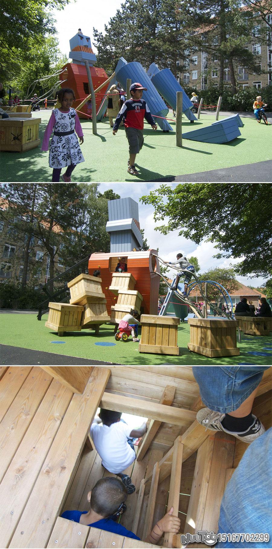 非标游乐+个性化游乐场+游乐设备+游乐设施+户外儿童游乐设施_14