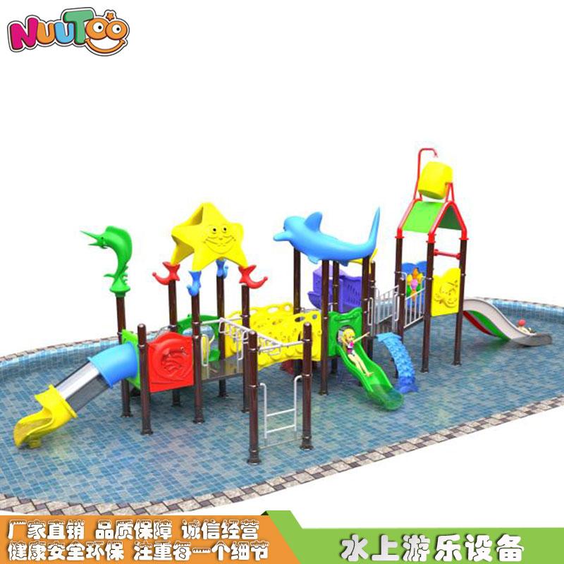 人工造浪水上游樂設施_樂圖非標游樂