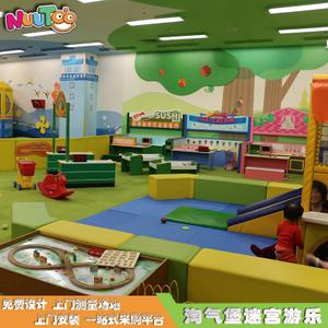 室内儿童乐园 淘气堡 淘气堡组合游乐设备LE-TQ001