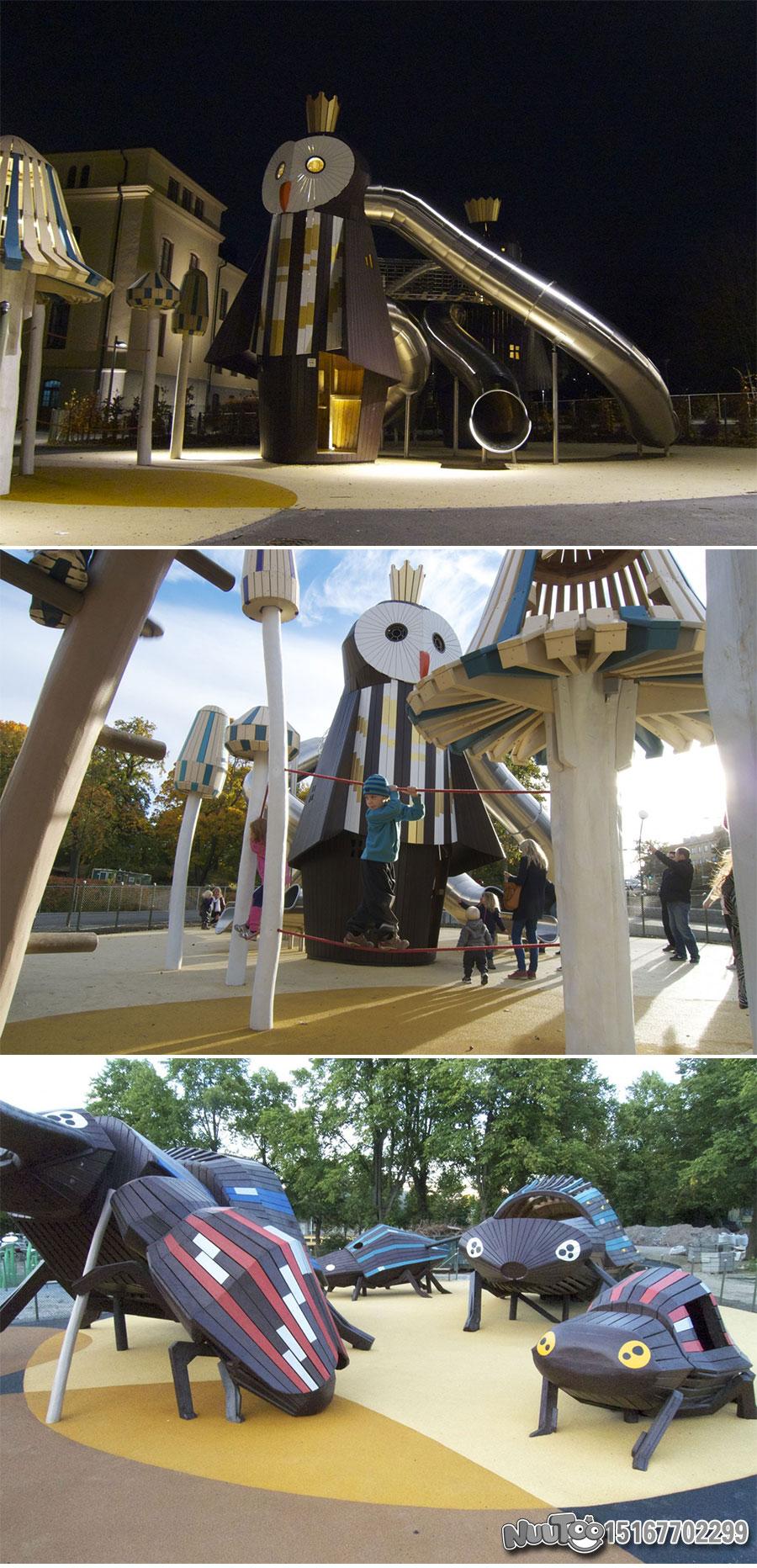 非标游乐+个性化游乐场+游乐设备+游乐设施+户外儿童游乐设施_05