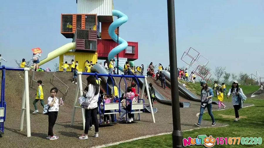 非标游乐+红山体育公园施工+儿童乐园 (4)