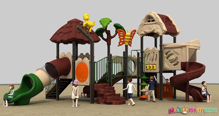 滑滑梯+组合滑梯+小博士+游乐设施+树屋 (4)