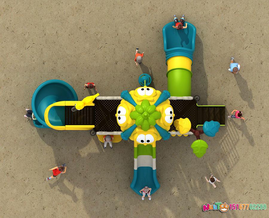 滑梯+组合滑梯+小博士+无动力游乐设备+天使蓝猫 (24)