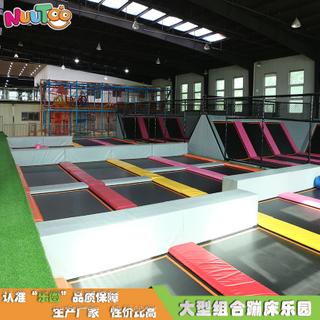 兒童蹦蹦床廠家 兒童蹦蹦床設備生產廠家LT-BC005