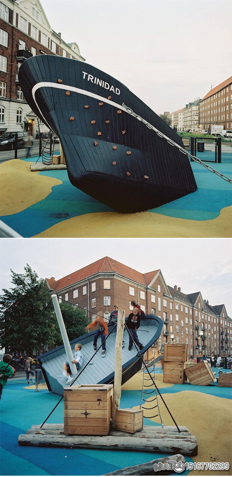 非标游乐+个性化游乐场+游乐设备+游乐设施+户外儿童游乐设施_09