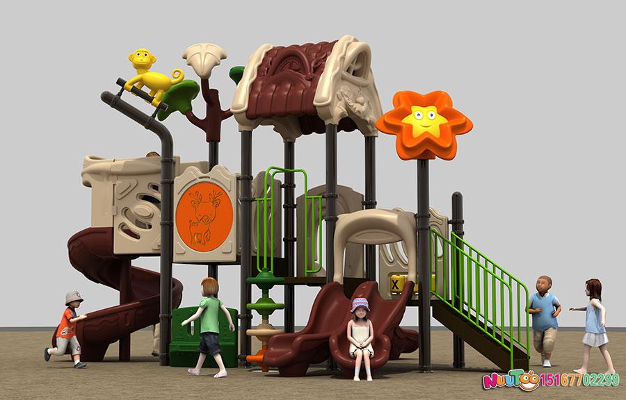 滑滑梯+组合滑梯+小博士+游乐设施+树屋 (10)