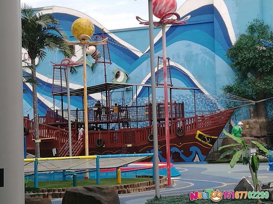 乐图非标游乐+海盗船+室内儿童乐园+水上游乐设施-(16)