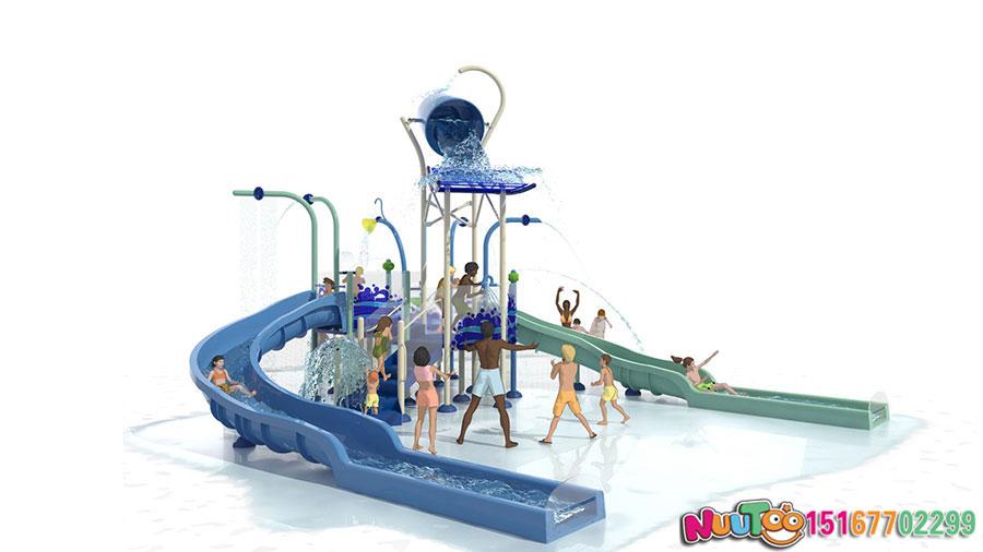 水上滑梯+水上游乐设备+儿童游乐设施 (35)