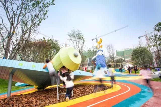兒童樂園+非標游樂+戶外大型樂園