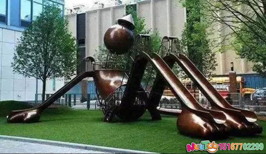 非标游乐+小丑滑梯+大型组合滑梯 (9)