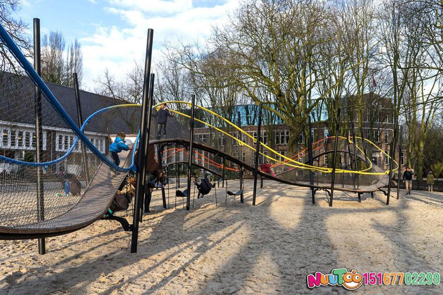 非标游乐+游乐设施+栈道组合游乐+幼儿园游乐设施 (4)