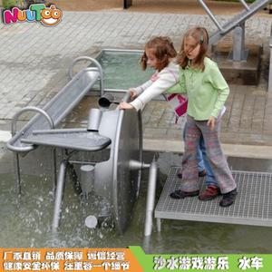 非标定制沙水盘 不锈钢沙水车 流水沙水游乐设备