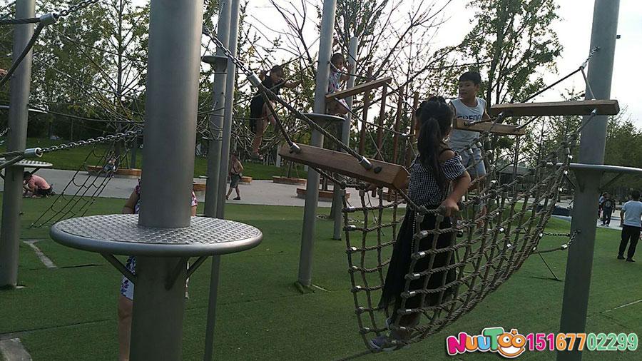 核桃乐园+非标游乐+组合滑梯+游乐设备-(14)
