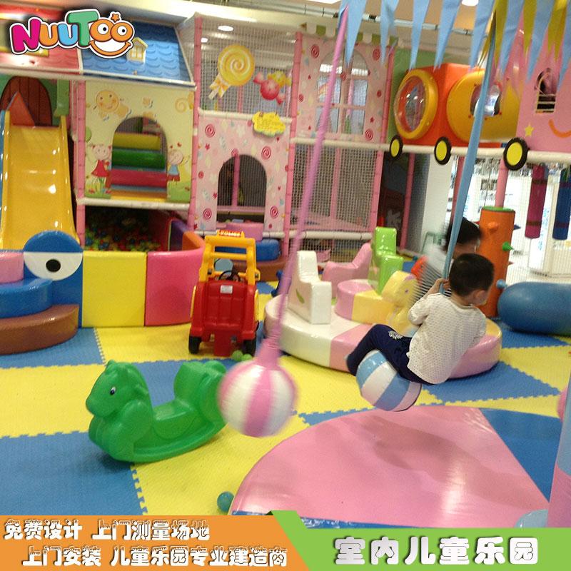 室内儿童乐园+儿童游乐厂家+淘气堡-(64)
