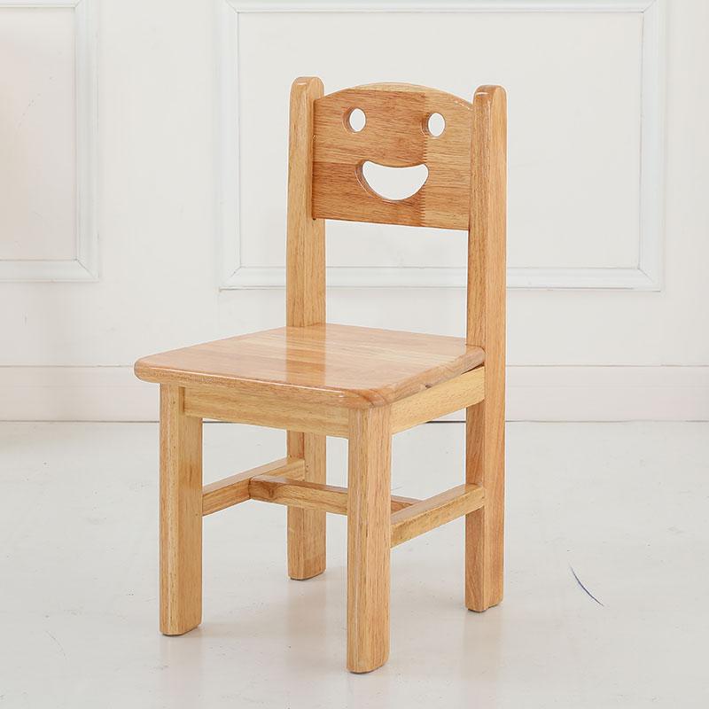 幼兒園桌椅實木板材兒童桌椅家具組合套裝培訓班早教幼兒課桌組合