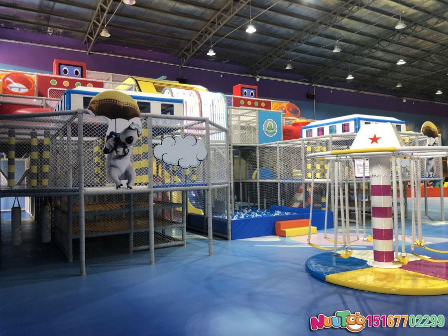 淘气堡+室内儿童乐园-(119)